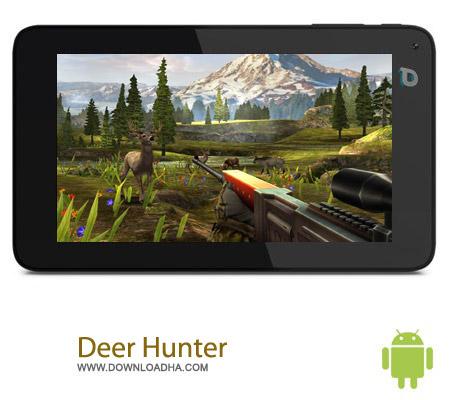 Deer%20Hunter%202014%20v2.10 بازی شکارچی گوزن Deer Hunter 2014 v2.10.2 مخصوص اندروید