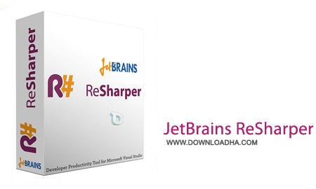 JetBrains ReSharper 2015.2 نرم افزار کد نویسی آسان JetBrains ReSharper 2015.2