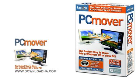 Laplink%20PCmover%20Professional%2010 نرم افزار انتقال فایل میان دو کامپیوتر Laplink PCmover Professional 10