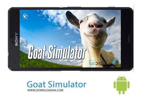 Goat%20Simulator%20v1.3 بازی شبیه سازی بز Goat Simulator v1.3.2 مخصوص اندروید