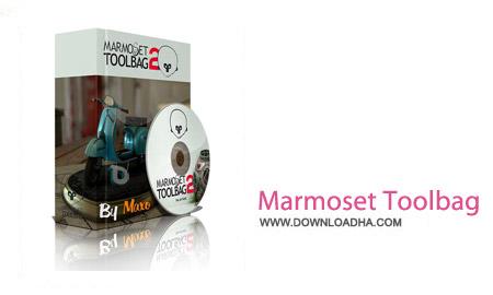 Marmoset Toolbag v2.08 نرم افزار طراحی سه بعدی تصاویر Marmoset Toolbag v2.08