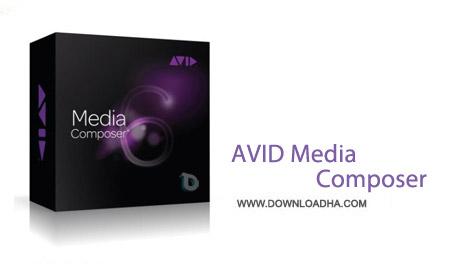 AVID Media Composer v8.4.0 نرم افزار ویرایش حرفه ای فیلم Avid Media Composer 8.4.1