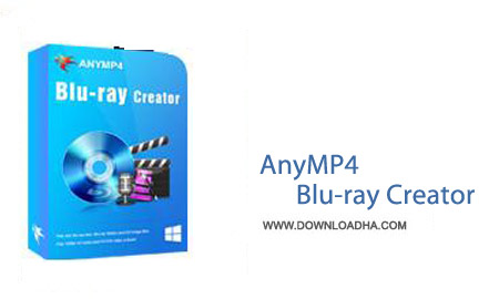 AnyMP4 Blu ray Creator 1.0. نرم افزار ساخت دیسک بلوری AnyMP4 Blu ray Creator 1.0.86
