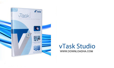 vTask Studio 7.912 نرم افزار انجام اتوماتیک کار ها در ویندوز vTask Studio 7.912