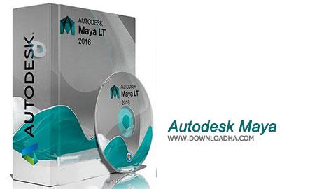 Autodesk%20Maya%202016%20SP3 نرم افزار طراحی سه بعدی Autodesk Maya 2016 SP3 مخصوص مک