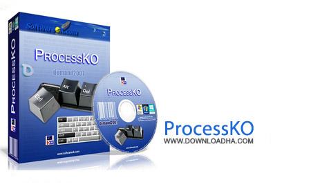 ProcessKO%203.81 نرم افزار بستن برنامه های هنگ شده ProcessKO 3.81