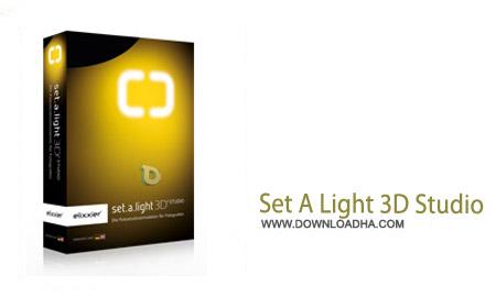 Set A Light 3D Studio 1.0.73 نرم افزار شبیه سازی عکاسی Set A Light 3D Studio 1.0.73