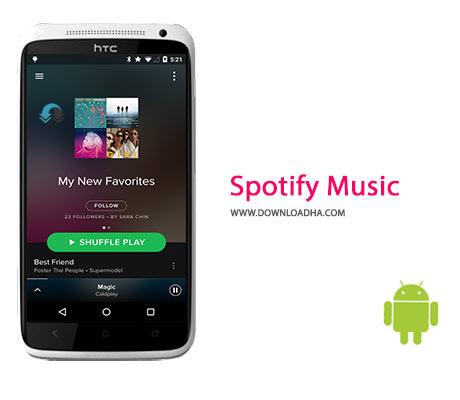 Spotify%20Music%20v3.6 نرم افزار پخش موزیک آنلاین Spotify Music v3.6.0.789 مخصوص اندروید