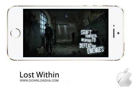 Lost Within 1.0 بازی ماجراجویانه Lost Within v1.0 مخصوص آیفون ، آیپد و آیپاد