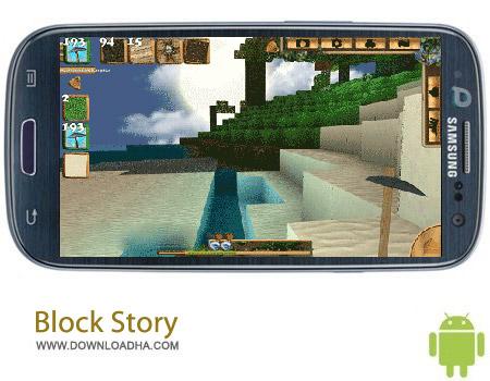 Block Story v10.4.8 بازی فکری Block Story Premium v10.4.8 مخصوص اندروید