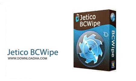 Jetico BCWipe 6.07.27.2 نرم افزار غیر قابل بازیابی فایل های حذف شده Jetico BCWipe 6.07.27.2