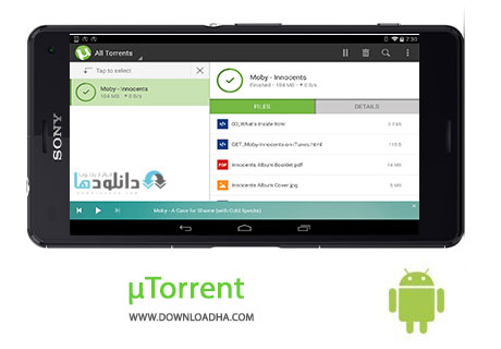 uTorrent%20Pro%20v3.10 نرم افزار دانلود فایل های تورنت uTorrent Pro v3.10 مخصوص اندروید