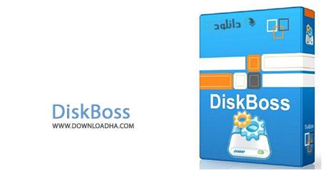 DiskBoss%206.0.24 نرم افزار بررسی هارد درایو DiskBoss 6.0.24