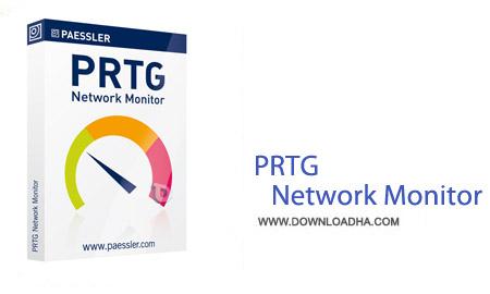 PRTG Network Monitor 15.3.19 نرم افزار مانیتورینگ شبکه PRTG Network Monitor 15.3.19