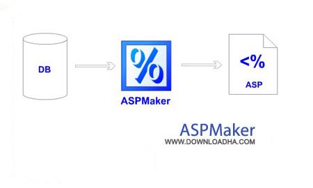 ASPMaker 12.0.5 نرم افزار ساخت صفحات asp توسط ASPMaker 12.0.5