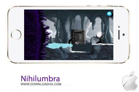 Nihilumbra%20v2.2 بازی گرافیکی Nihilumbra v2.2 مخصوص آیفون ، آیپد و آیپاد