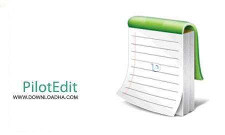 PilotEdit%208.5.0 نرم افزار ویرایشگر متن PilotEdit 8.5.0