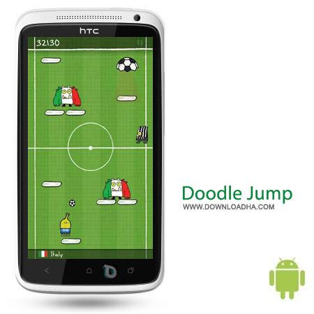 Doodle%20Jump%20v3.7 بازی محبوب و سرگرم کننده Doodle Jump v3.7.1 مخصوص اندروید
