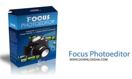 Focus Photoeditor 7.0.5 نرم افزار ویرایش و افکت گذاری تصاویر Focus Photoeditor 7.0.5