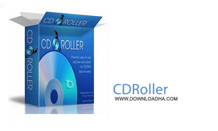 CDRoller%2010.21.20 نرم افزار بازگردانی اطلاعات خراب دیسک ها CDRoller 10.21.20