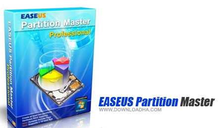 EaseUS%20Partition%20Master%20Professional%2010.8 نرم افزار پارتیشن بندی آسان EaseUS Partition Master Professional 10.8