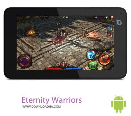 ETERNITY%20WARRIORS%204%20v1.0.0 بازی اکشن مبارزان Eternity Warriors 4 v1.0.0 مخصوص اندروید
