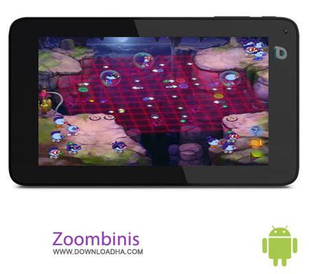 Zoombinis v1.0.3 بازی ماجراجویی Zoombinis v1.0.3 مخصوص اندروید