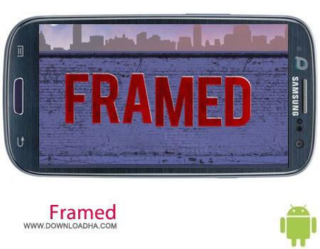 Framed v1.1 بازی پازل Framed v1.1 مخصوص اندروید