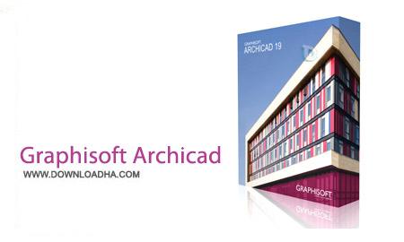 Graphisoft Archicad 19 نرم افزار طراحی محیط های ۳ بعدی Graphisoft Archicad 19