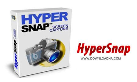 HyperSnap%20v8.06.00 نرم افزار تصویر برداری از دسکتاپ HyperSnap v8.06.00