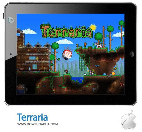 Terraria%20v1.2 بازی ماجراجویی Terraria v1.2.10299 مخصوص آیفون ، آیپد و آیپاد