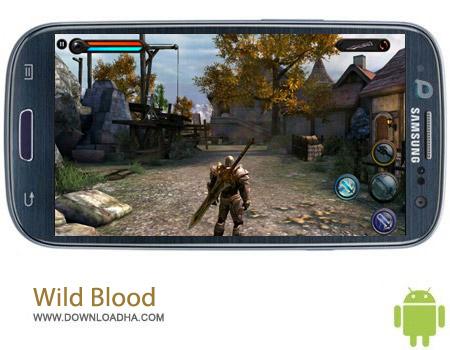 Wild Blood v1.1.3 بازی خون آشام Wild Blood v1.1.3 مخصوص اندروید