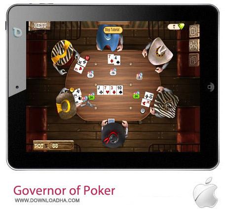 Governor of Poker 2 1.2 بازی فکری پوکر Governor of Poker 2 v1.2 مخصوص آیفون و آیپد