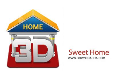 Sweet%20Home%203D%205.1 نرم افزار طراحی دکوراسیون سه بعدی Sweet Home 3D 5.1