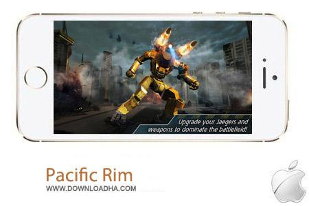 Pacific Rim v1.9 بازی جنگی Pacific Rim v1.9 مخصوص آیفون ، آیپد و آیپاد