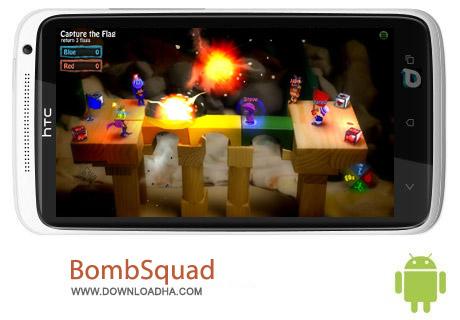 BombSquad v1.4.48 بازی اکشن BombSquad v1.4.48 مخصوص اندروید