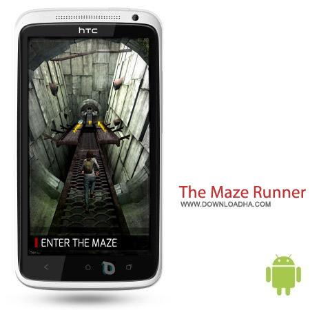 The Maze Runner v1.8.1 بازی هزارتو The Maze Runner v1.8.1 مخصوص اندروید