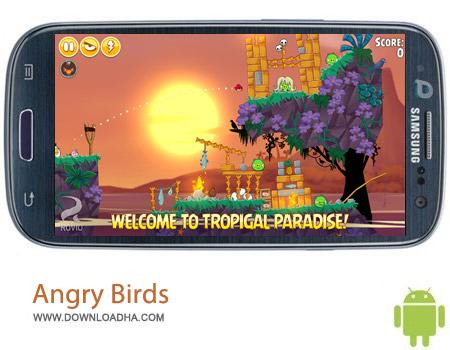 Angry%20Birds%202%20v2.2.1 بازی محبوب پرندگان خشمگین Angry Birds 2 v2.2.1 مخصوص اندروید