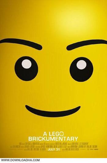 A LEGO Brickumentary cover دانلود مستند لگو   A LEGO Brickumentary 2014