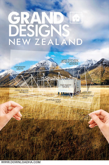 grand.designs.new.zealand.cover دانلود فصل اول مستند Grand Designs: New Zealand Season 1
