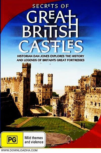 great.british.castles.2015.cover دانلود فصل اول مستند  Secrets of Great British Castles Season 1 2015