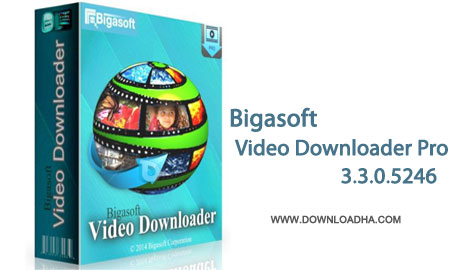Biagosoft.Video.Downloader.Pro.Cover دانلود انواع ويدئو با Bigasoft Video Downloader Pro 3.3.0.5246 Multilanguage