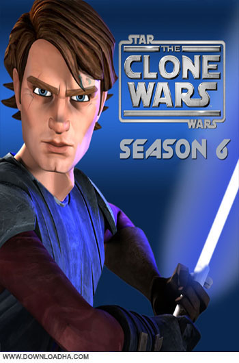 Star.Wars.Season.6.Cover دانلود فصل ششم انیمیشن Star Wars The Clone Wars 2014