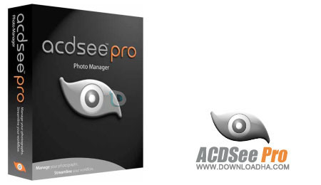 ACDSee.Pro.Cover مدیریت و ویرایش عکس ها ACDSee Pro 7.1.164
