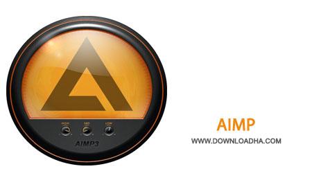 AIMP.Cover موزیک پلیر قدرتمند AIMP 3.55 Build 1350 Final