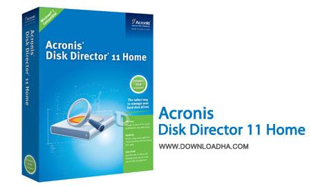 Acronis.Disk.Director.11.Home.Cover بهينه سازي هارد ديسک با نرم افزار Acronis Disk Director Home 11.0.2343 Final