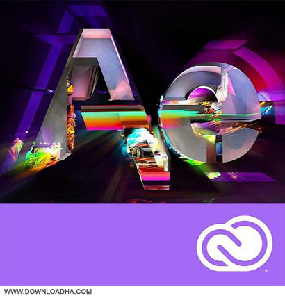 Adobe.After.Effects.Cover میکس و مونتاژ فیلم ها با Adobe After Effects CC 2014 13.0.0.214