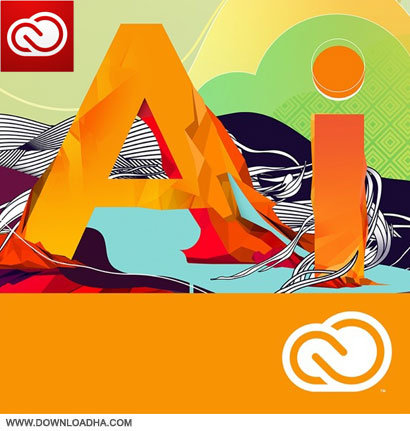 Adobe.Illustrator.Cover طراحی وکتورهای حرفه ای با Adobe Illustrator CC 2014 v18.0.0