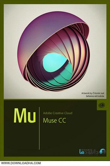 Adobe.Muse.CC.Cover  طراحی آسان وبسایت بدون کدنویسی با Adobe Muse CC 2014.3.2 Final