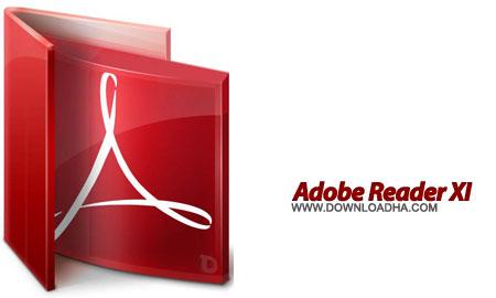 Adobe.Reader.Cover نرم افزار قدرتمند مشاهده فایل های پی دی اف Adobe Reader XI 11.0.6